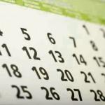 Montaż kabli grzejnych - kalendarz