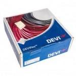 Montaż kabli grzejnych - spakoway kabel